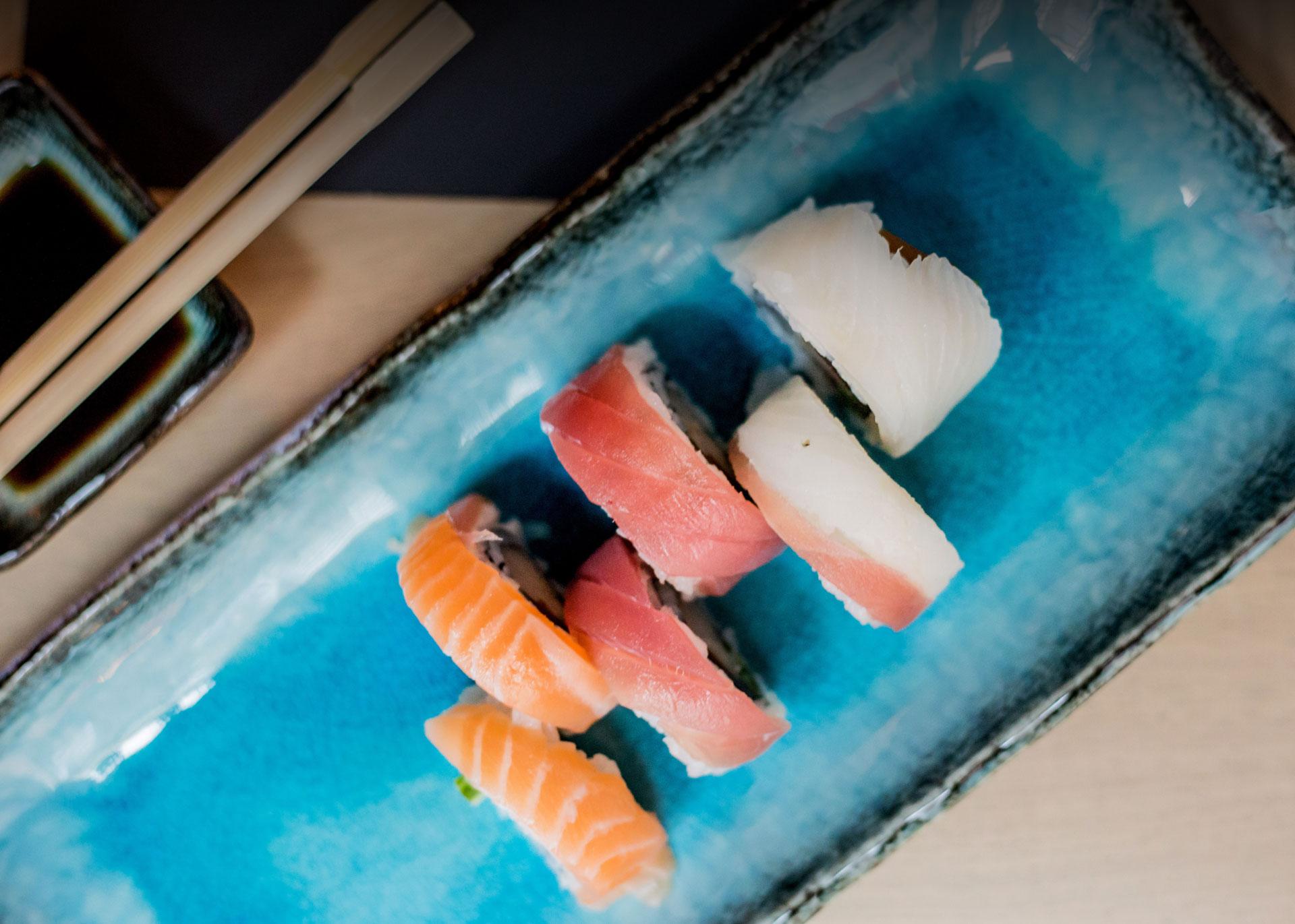 Najlepsze Sushi Kraków
