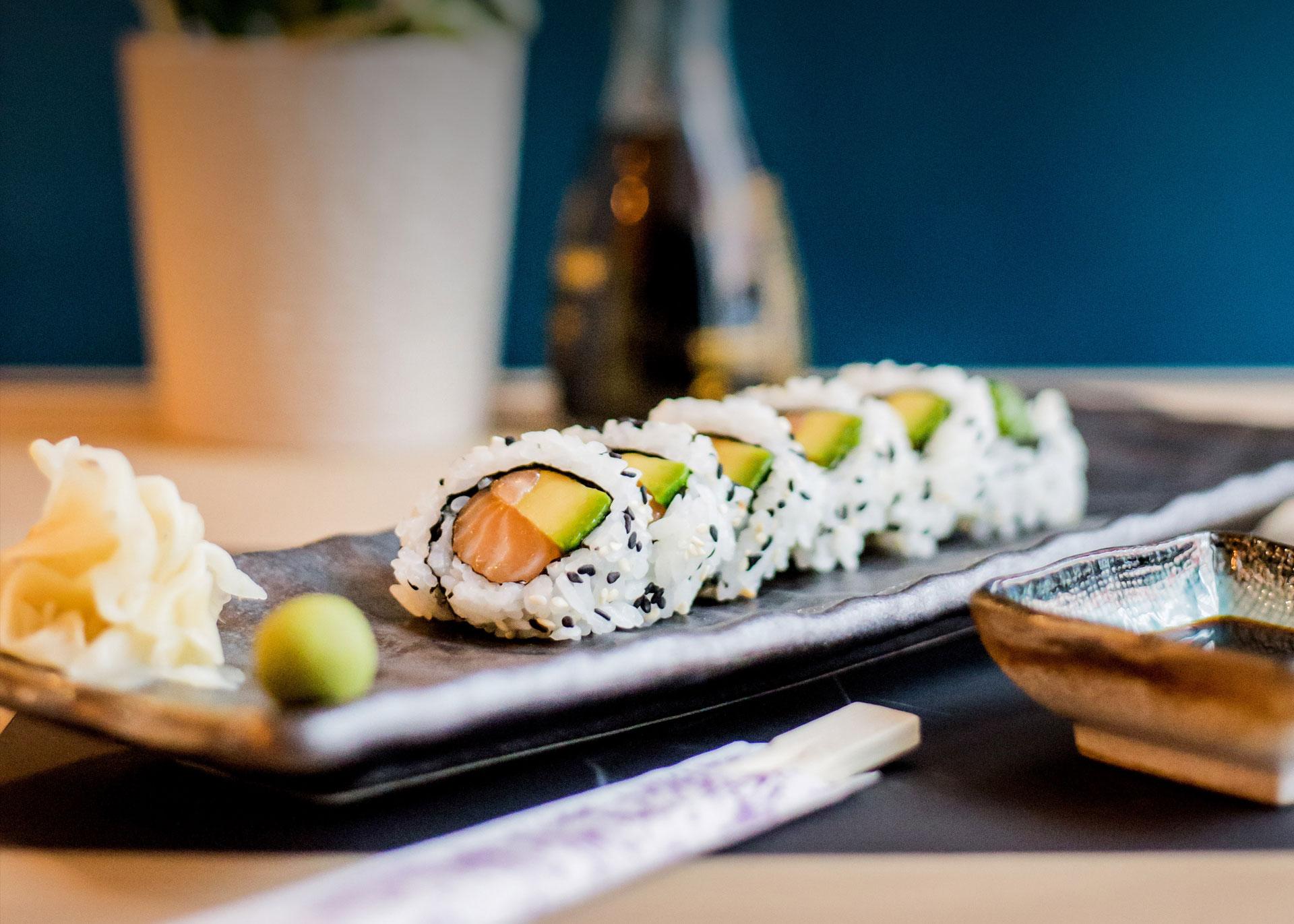 Najlepsze Sushi w Krakowie